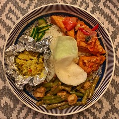 Ap Halen - Rotterdam (Ron van Zeeland) Tags: delfshaven rotterdam aphalen asianfood asiancuisine tahu tofu vegan vegetarian food indonesia indocuisine