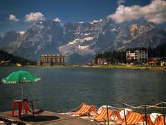 Lago di Misurina (Ostseeleuchte) Tags: lagodimisurina misurinasee alps alpen dolomiten dolomites holidaymemories urlaubserinnerungen
