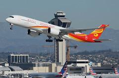 Hong Kong Airlines A350-941 (B-LGC) LAX Takeoff 1 (hsckcwong) Tags: hongkongairlines a350941 a350900 a350 airbusa350 blgc lax klax