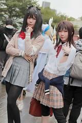 IMG_0514 (陳鴻逸) Tags: cwt50 台灣大學 台大 體育館 台北 2018 1209 cosplay