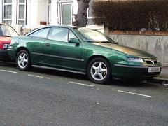 1997 Vauxhall Calibra 16v (Neil's classics) Tags: vehicle car 1997 vauxhall calibra 16v