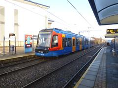 399203 (Jon Horrocks) Tags: 399203 class399 valleycentertainment sheffield supertram tram