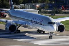 Qatar Airways Airbus A350-941 A7-ALF (M. Oertle) Tags: qatarairways airbus a350941 a7alf