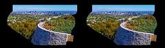 3D LA (rgb48) Tags: la gettymuseum 3d stereo stereomasken framed losangeles california