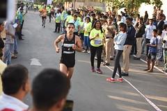 Vasai-Virar Full Marathon Winner 2018(4th Prize) - Ashish Kumar(Bib no.4,time:02:23:35)