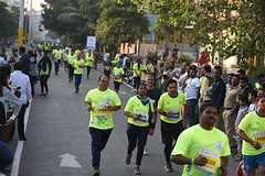 Vasai-Virar Marathon 2018 - Crowd