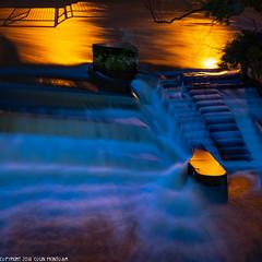 DSC_2821: Pulteney Bridge Weir, Bath, UK (Colin McIntosh) Tags: bath georgianarchitecture uk pulteney bridge nikon d610 55mm f12 sc manual focus