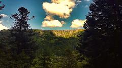 Mont-Dore Chemin des artistes 5 (sebastien.demotier) Tags: montdore randonnée auvergne france montagne été ciel bleu cloud blue sky tree