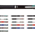多色ボールペンの写真