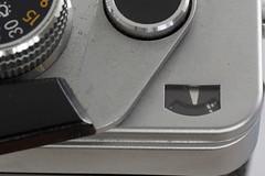 counter and winder (Veit Schagow) Tags: praktica lb2 35mmcamera spiegelreflexkamera slr kleinbildkamera pentacon dresden