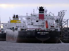 DSCN3211 (Darren B. Hillman) Tags: tranmere oil terminal essar energy river mersey bp shipping british petroleum bprobin nikon p900