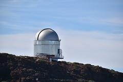 Domes and Clouds (PLawston) Tags: spain canary islands la palma roque de los muchachos parque nacional caldera taburiente telescope astronomy observatory dome clouds