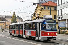 BTS_7085_201811 (Tram Photos) Tags: k2g ckd tatra bratislava dopravnýpodnikbratislava dpb strasenbahn tram tramway električková mhd električka