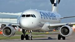 OH-LVL (AnDyMHoLdEn) Tags: finnair a319 oneworld egcc airport manchester manchesterairport 23l