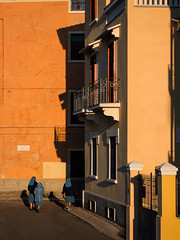 afternuns #500px (Filippo B.) Tags: 500px verona 2018 city edifice building exterior town square street light cityscape architecture column office highrise tower high rise nun nuns suore sisters sister afternoon photography streetsgrammer social maratona mercatini natale