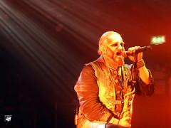 Powerwolf - Attila Dorn (The Crow2) Tags: thecrow2 panasonic dmctz70 koncert concert music zene metal powerwolf koko london 2018 uk england anglia