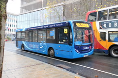 Stagecoach YX63ZWA 37030 (welshpete2007) Tags: stagecoach adl enviro 200 yx63zwa 37030