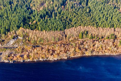 Lake Ness, DJI mavic pro 2