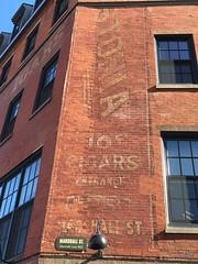 Boston - North End (Michael Kerick) Tags: sign 2019 boston newengland
