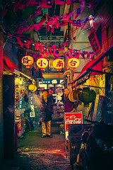 Resonate (Anthonypresley1) Tags: night japan neon city street asia tokyo japanese urban modern road cityscape asian scene evening district light view traffic architecture downtown nightlife business dark sign lights background landmark people town travel building bright twilight blur tourism skyline famous tourist illuminated colorful blurred life red entertainment abstract transportation taxi busy crossing anthony presley anthonypresley