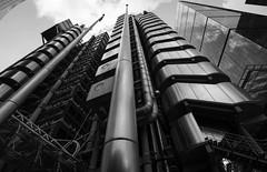 lloyds building (ereid88) Tags: lloyds building london architecture structure design uk lioydsoflondon daytime reflections