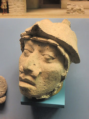 Helmet (edenpictures) Tags: sculpture statue newyorkcity nyc manhattan mesoamerican precolumbian art nativeamerican americanmuseumofnaturalhistory amnh naturalhistorymuseum museum upperwestside