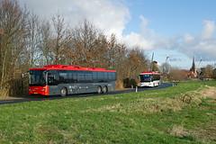 EBS 2002 & 2010 - Geervliet (rvdbreevaart) Tags: ebs geervliet rnet scania citywide bus openbaarvervoer publictransport öpnv