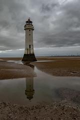 Lighthouse (The Crewe Chronicler) Tags: lighthouse newbrighton sand seaside sea coast wirral thewirral canon canon7dmarkii