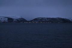 Andøya (plutogno) Tags: norway arctic circle day light sea hurtigruten kong harald ship ferry post island