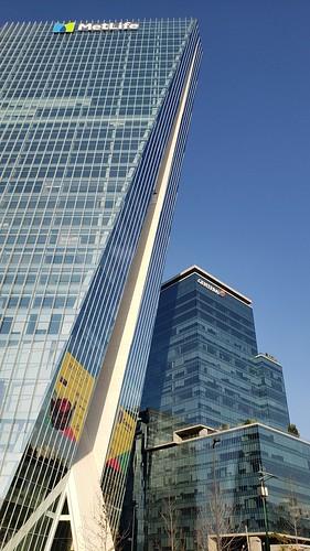 Torre Manacar y Torre Origami