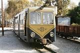 OSE61 3004 (stevenjeremy25) Tags: diakopto diakofto kalavryta kalvrita decauville trainset 3004 3504 ose trainose hellenic greek greece railway railways rail 750mm pelopennese rack railcar