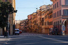 """Outside one of the """"Portici"""", Bologna, Italy (alessio.vallero) Tags: urban italianstyle history streephotography street architecture portici bologna metropolitancityofbologna italy it"""