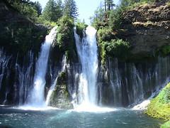 Burney Falls (AlwaysFull) Tags: woods water fall california hiking waterfalls burney falls