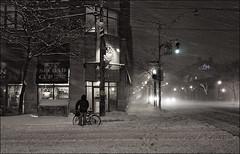 king_jarvis_snow_bike_01_8779842624_o (wvs) Tags: cold night snow toronto ontario canada can