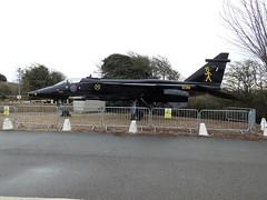 Jaguar RAF XZ394 1 Shoreham (oldpeckhamboy1) Tags: shoreham