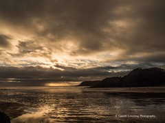 Sunset over Caswell Bay 2019 01 25 #6 (Gareth Lovering Photography 5,000,061) Tags: sunset sun sunny sunshine caswell gowercoast gower swansea wales seaside landscape beach walescostalpath olympus penf garethloveringphotography