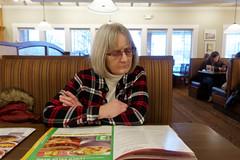We Went Out for Breakfast (joeldinda) Tags: restaurant family joan interior bobevans document menu g9x relatives jpb february 4448 powershotg9xii canon eatoncounty deltatownship 2019 michigan 36365