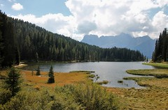 Lago di Misurina / Tre Cime (Christopher DunstanBurgh) Tags: misurina lagodimisurina trecimedilavaredo dreizinnen dolomiti dolomiten dolomites italia italy europa europe provinciadibelluno regioneveneto
