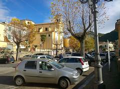 Autunno in paese   Roccasecca (FR) (Tilly Sfortunato) Tags: autunno paese ciociaria roccasecca chiesa