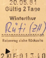 "Bahnfahrausweis Schweiz • <a style=""font-size:0.8em;"" href=""http://www.flickr.com/photos/79906204@N00/31191690847/"" target=""_blank"">View on Flickr</a>"