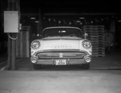 Buick (russty1964) Tags: largeformat filmphotography 4x5 bnw aeroektar speedgraphic graphicspeed graflex
