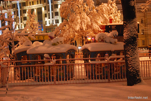 Засніжений зимовий Київ 096 InterNetri.Net Ukraine