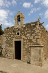Church Of Agia Ekaterina (Crisp-13) Tags: rethymno crete fortezza church chapel