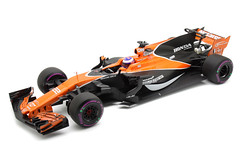 Minichamps 1:18 McLaren Honda MCL32 - Jenson Button, Monaco GP 2017 (StrikeEagle492) Tags: minichamps paulsmodelart pma 118 diecast scale resin replica scalemodel mclaren mcl32 jensonbutton jb22 monacogp 2017 grandprix formula1