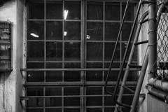 Windows (hobbit68) Tags: sony windows fenster frankfurt industry industriegebiet industrie blackwhite schwarzweis reflecting reflexion spiegelung darkness dark dunkel dunkelheit nacht nachtaktiv nachtaufnahme old