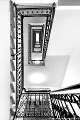 StairWay (Marco Pacini) Tags: marcopaciniphoto nikon nikonitalia nikonphotography nikkorlens nikonclub nikkor bnw bn bnwarchitecture bnwphotography bnwphoto blackandwhite blackwhite stairs stair scala scale