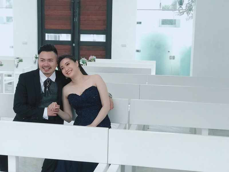 婚禮造型 BOBO季宜 新娘秘書@宜蘭婚紗造型拍攝