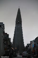 Eglise de Reykjavik (Henge81) Tags: islande iceland nothernlights