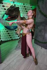 SAM_6539 (Photography by J Krolak) Tags: leiasmetalbikini leia slaveleia princessleia dinosaur dragoncon dc32 cosplay costume masquerade day2