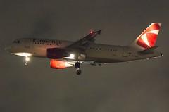 OK-NEN / Airbus A319-112 / 3436 / Eurowings (A.J. Carroll (Thanks for 1 million views!)) Tags: oknen airbus a319112 a319100 a319 319 3436 cfm565b6p eurowings csaczechairlines 49d093 london heathrow lhr egll 27l